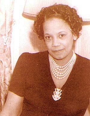 My grandmother Mable Jane Spencer 1911 -1991 (Beloved Ancestor) Photo Credit: Sesanford64 from Ancestry.com
