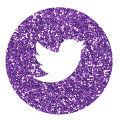 PURPLE GLITTER Twitter 120px