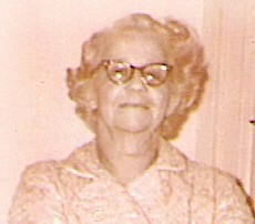 "My great grandmother Sarah Anna ""Mama Sis"" Saunds 1890-1965 (Beloved Ancestor) Photo Credit: Sesanford64 on Ancestry.com"