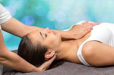 Chakra Energie Massage