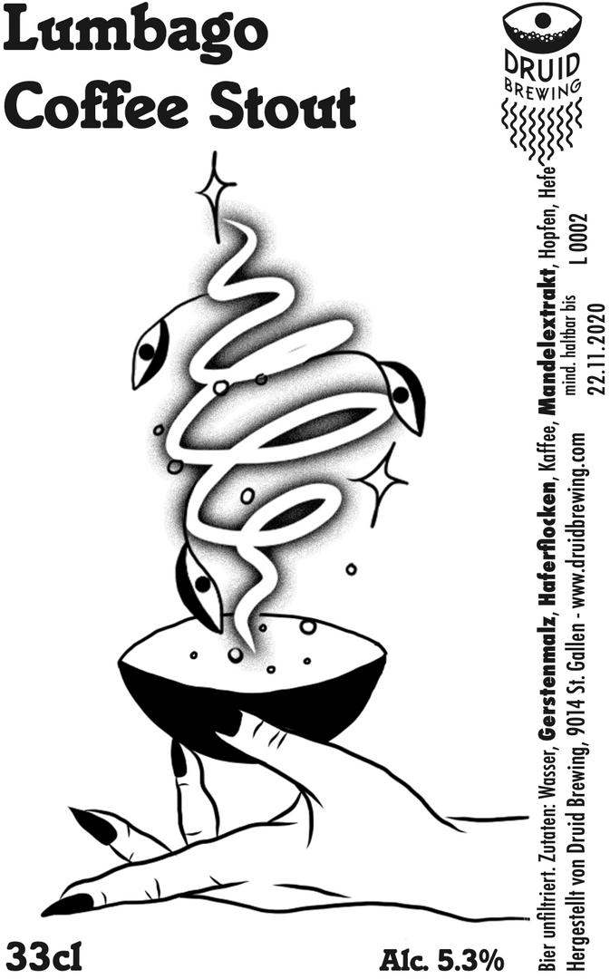 Lumbago Coffee Stout 5,3%