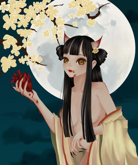 The Cat Demon 猫妖