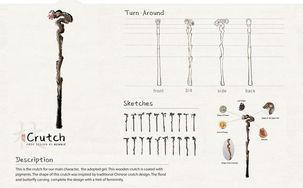 Crutch (Timber)