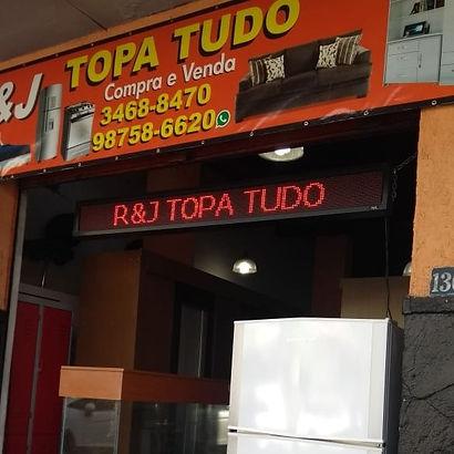 Foto do Topa Tudo R&J