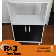 Armário microondas R$160