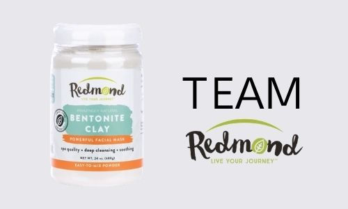 Team Redmond Bentonite Clay