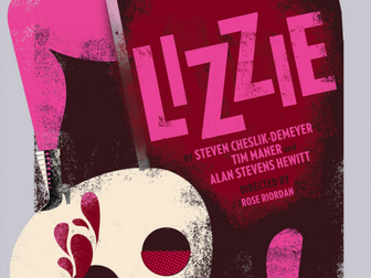 BOOKED! Role of LIZZIE in LIZZIE: The Musical, at Portland Center Stage!
