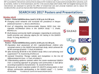 SEARCH at IAS 2017 Conference