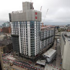 Progress at Cardiff Interchange