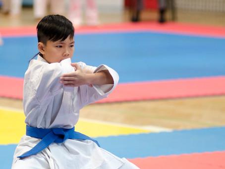 Kladenské karate opět na bedně!