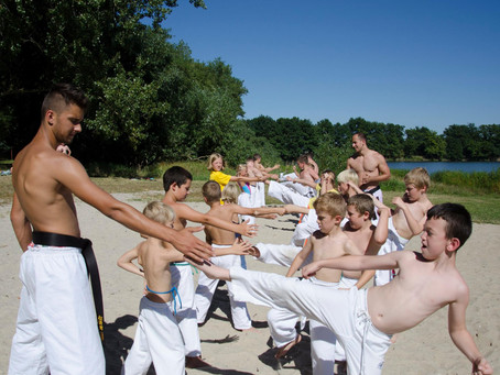 Ukázka karate