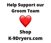 K-9 Dryers - Support A Groom Team-300x25