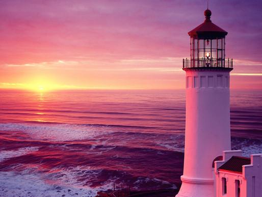 Lighthouse Journey Poem