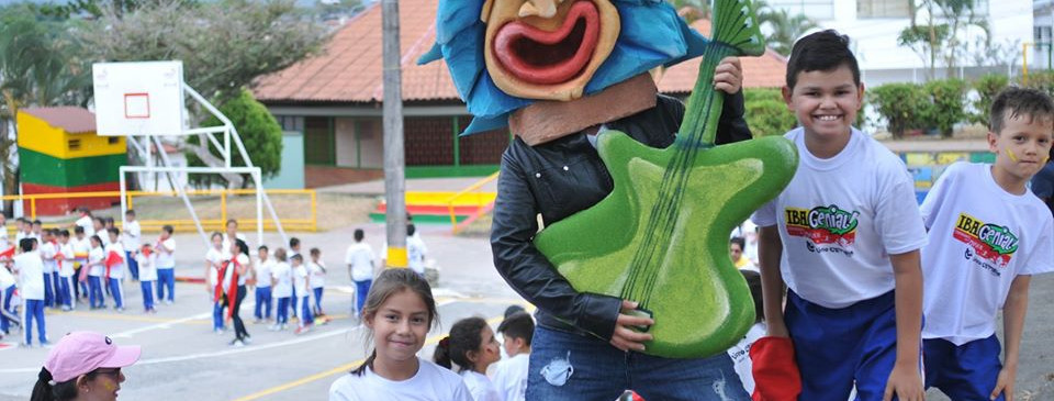 Rockberto / IBAGenial
