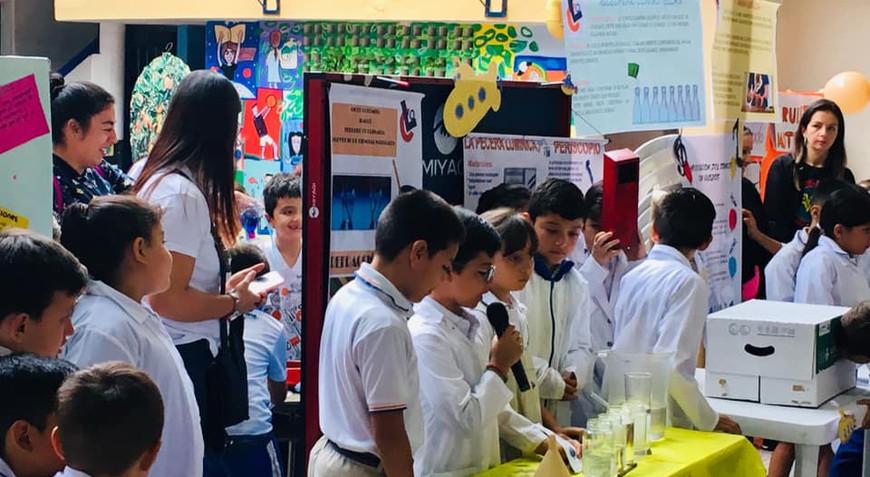 Feria de pensamiento lógico y científico