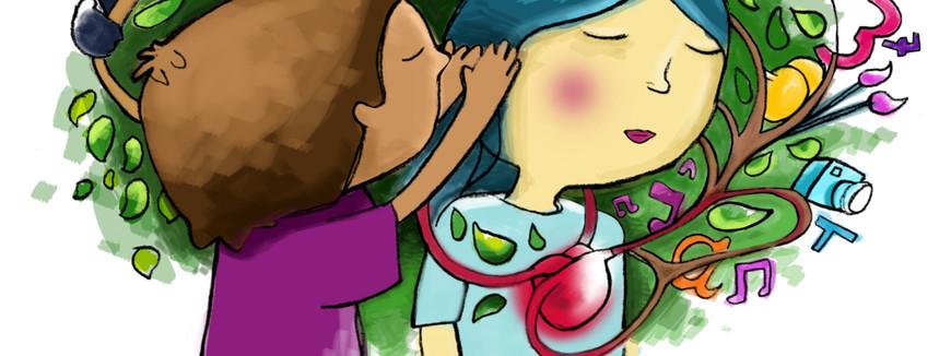 Ilustración, el secreto