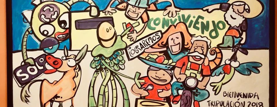 Carteleras y murales