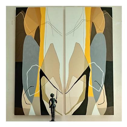 Oseias Leivas Arte12b Gramado Arte Abstrato Contemporâneo