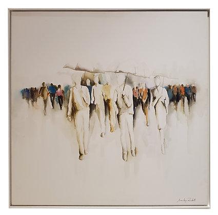 Marilene Zancchett Figurativo Aquarela Arte12b Gramado Arte