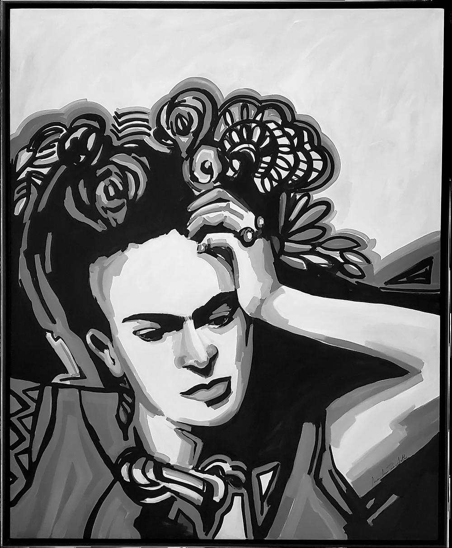 Obra da Frida Kahlo