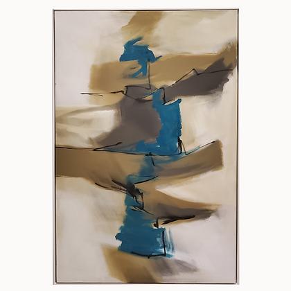 Abstrato Marilene Zancchett Arte12b Gramado