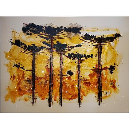 Oseias Leivas Arte12b Gramado Arte Araucárias