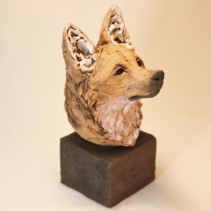 Alma Silvestre - Escultura animal de Marilia Klein