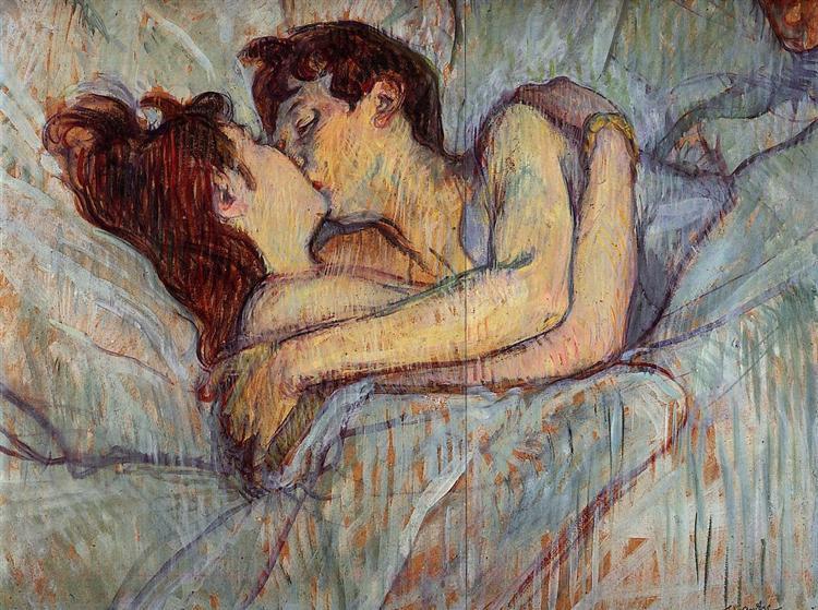 Os Beijos mais famosos da História da Arte - Dia dos Namorados - Gramado - Arte12b