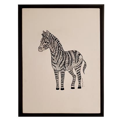 Zebra - Série Animais