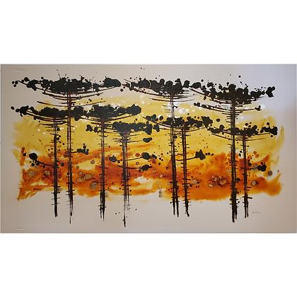 Araucária Oséias Leivas Arte12b Gramado Galeria de Arte