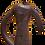 Thumbnail: Figurativo Masculino em Ferro e Madeira