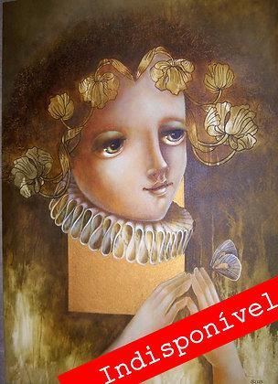 Marcia Marostega Figurativo Feminino Arte12b Gramado Arte