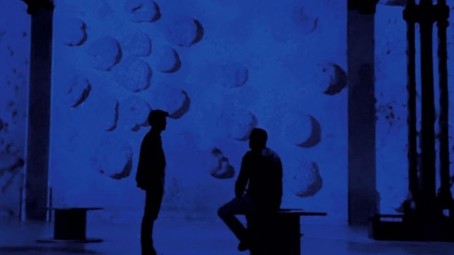 Atelier Des Lumieres -  Yves Klein: azul infinito