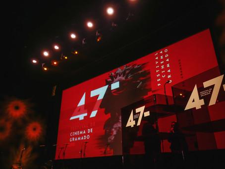A Sétima Arte invade Gramdo - 47º Festival de Cinema de Gramado