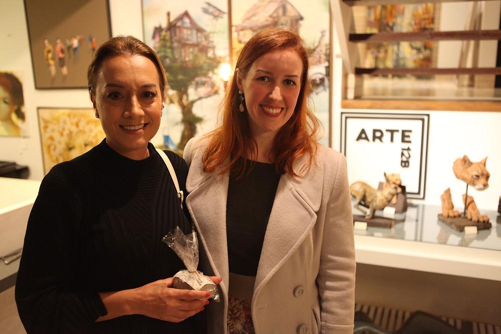 Exposição Alma Silvestre, da artista Marilia Klein na Arte12b.