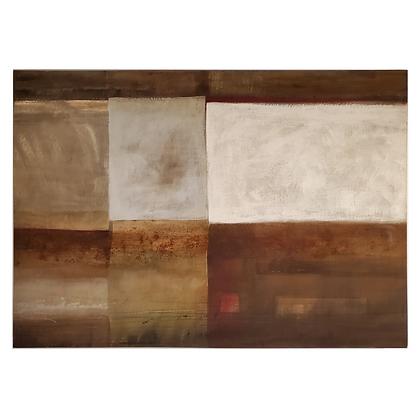 Rosali Plentz Arte12b Gramado Arte - Abstrato Tons Terrosos