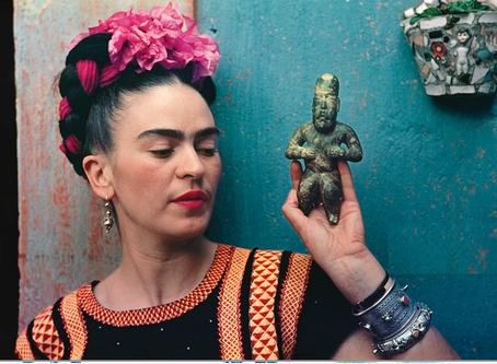 Frida Kahlo - artista e musa