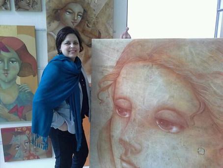Marcia Marostega: arte com atmosfera de sonho