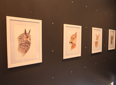 """Vernissage dá Início a Exposição """"Alma Silvestre"""" na Galeria Arte12b"""