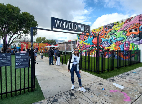 Arte12b Viaja: Wynwood Walls