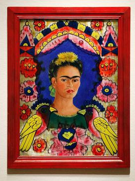 The Frame - Frida Kahlo, 1938