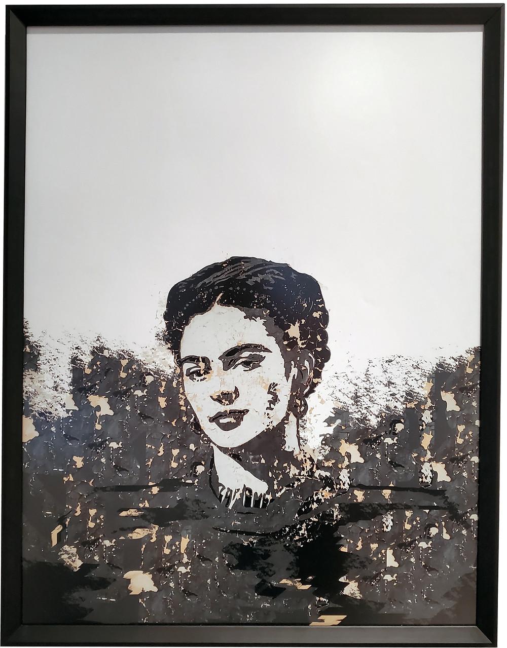Obra da artista Frida Kahlo da Coleção Arte12b