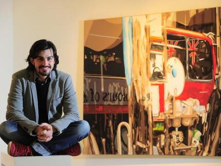 Vitor Senger: Sensibilidade e Arte