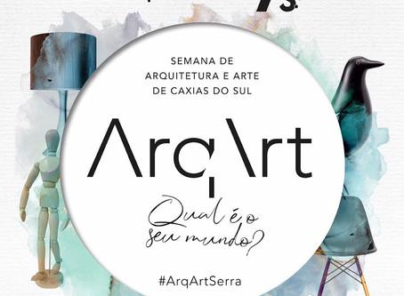 ARQART - Semana de Arquitetura e Arte de Caxias do Sul