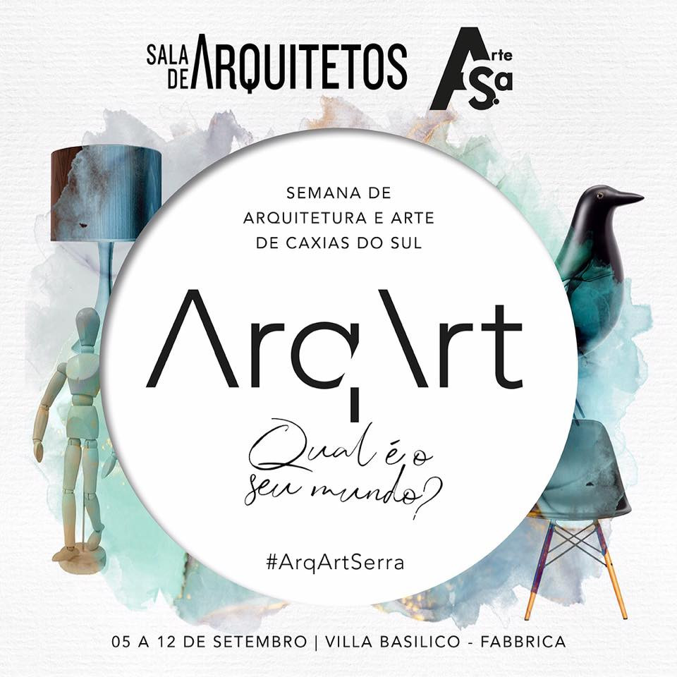 ArqArt Caxias do Sul - Sala de Arquitetos