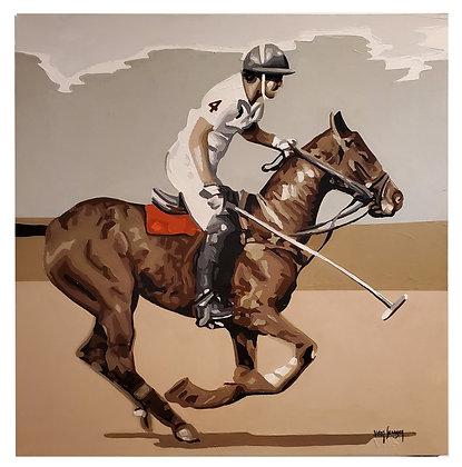 Vitor Senger Arte12b Gramado Arte Pop Art Cavalo Polo Hipismo