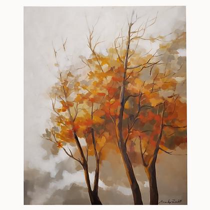 Série Outono_Árvore_Tons Terrosos_Arte12b