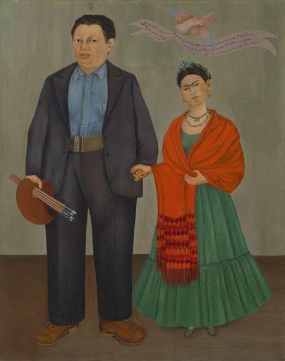 Frieda e Diego Rivera