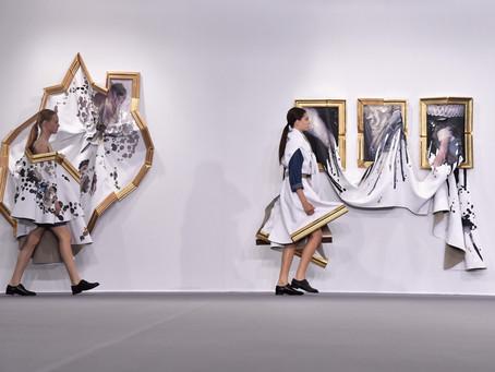 A Arte como Musa: o Encontro Entre Arte e Moda