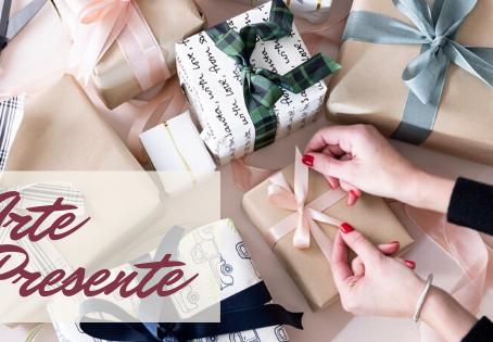 Arte para todos os gostos e bolsos Dicas de presente de natal com arte